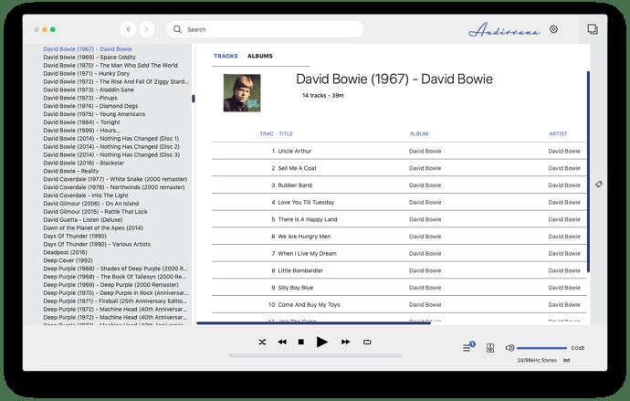 Audirvana Mac Version 3.5.44