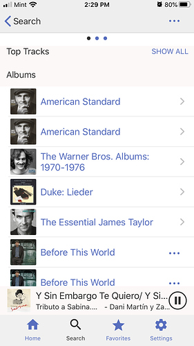James Taylor search